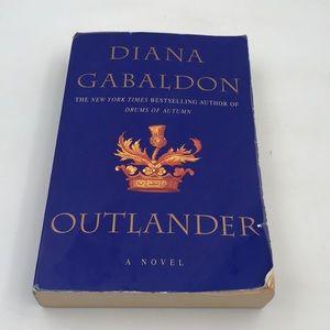 Outlander Book by Diana Gabaldon